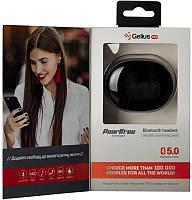 Блютуз Наушники Stereo Bluetooth Headset Gelius Pro PearlFree GP-HBT020 Silver
