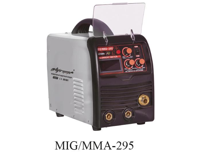 Сварочный полуавтомат Луч-Профи MIG/MMA-295A