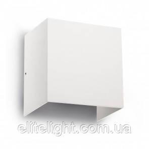 VARY AP L LED 2X3W  IP54 WH 3000K