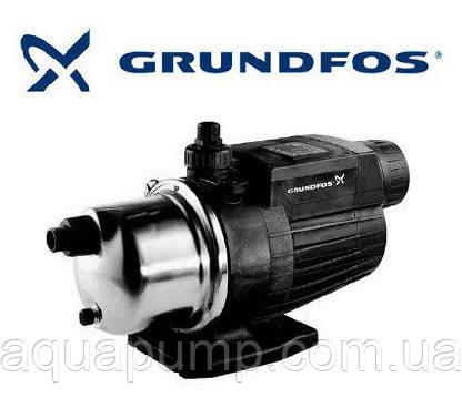 Перемотка двигателя Grundfos MQ3-35 автоматической насосной станции