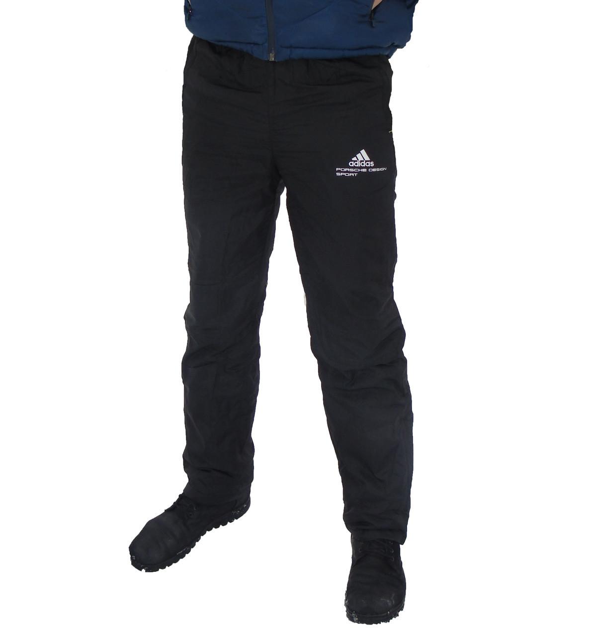 Зимние брюки Adidas Porsche Design 11100 черные