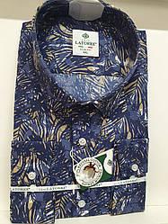 Мужская рубашка Latorre с принтом
