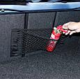 Сетка / Карман / Органайзер для салона и багажника автомобиля ( 60 х 25 см ), фото 3