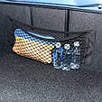 Сетка / Карман / Органайзер для салона и багажника автомобиля ( 60 х 25 см ), фото 4
