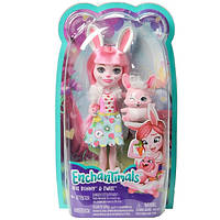 Mattel Enchantimals FXM73 Кукла Бри Кроля, 15 см, фото 1