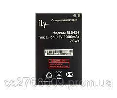 Акумулятор Батарея 100% Original Fly BL6424, Fly FS505, Nimbus 7