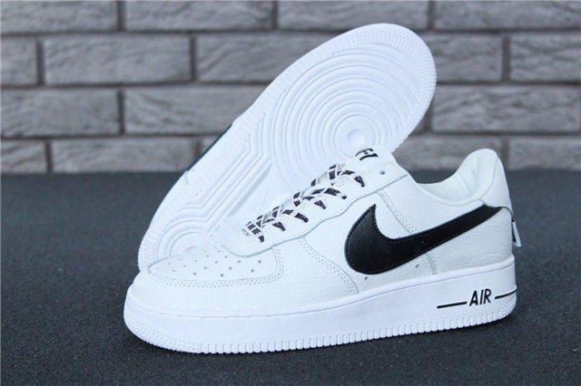 Кросівки чоловічі Nike Air Force 1 Low NBA 30970 білі