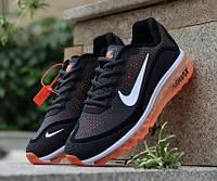 Кроссовки мужские Nike Air max D5142 черные
