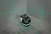 Лазерный нивелир зеленый луч, в кейсе Prolaser® 3D All-Lines, KAPRO (883G)