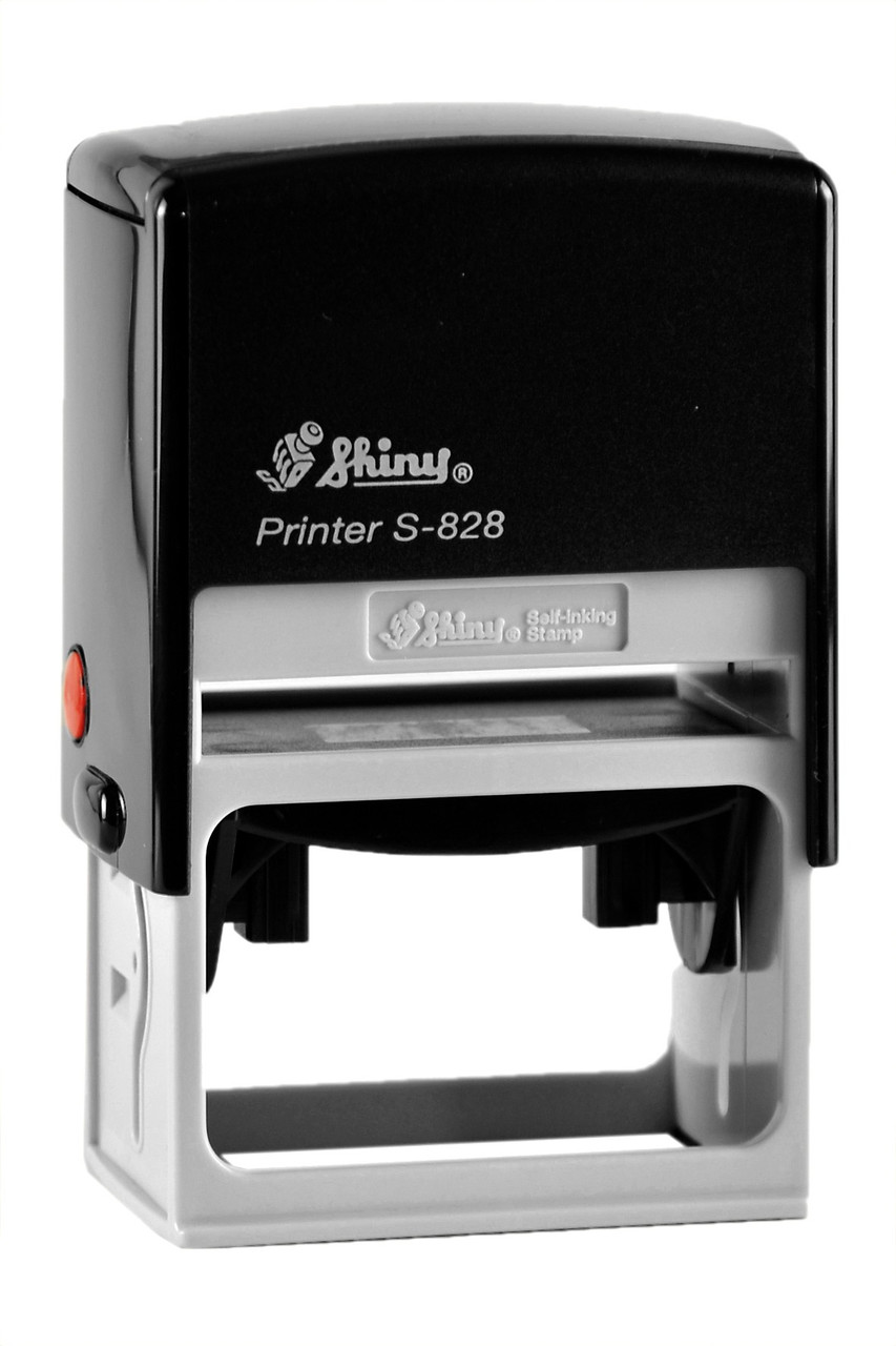 Оснастка Shiny Printer S828 для штампа 33x56 мм б/у