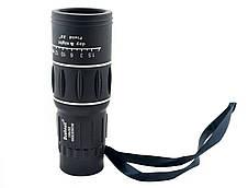 Монокуляр Tina Bushnell 16x52 с просветленной оптикой, фото 2