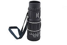 Монокуляр Tina Bushnell 16x52 с просветленной оптикой, фото 3
