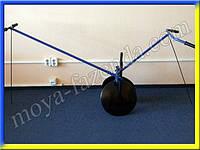 Окучник для междурядий и посадки картофеля (ручной)