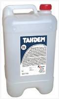 Хлоросодержащее моющее щелочное средство для мытья полов и стен, Тандем-21, кан 10л