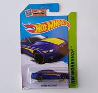 15 FORD MUSTANG GT машина металл Hot Wheels оригинал, Хот Вилс