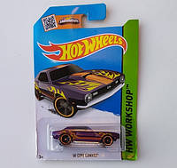 68 COPO CAMARO машина металл Hot Wheels оригинал, Хот Вилс