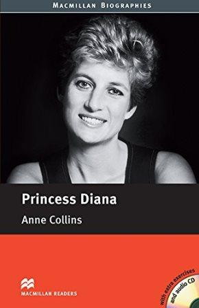 Princess Diana Biography with Audio CD