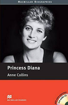 Princess Diana Biography with Audio CD, фото 2