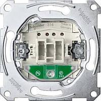 Механизм выключателя 1-кл. с подсветкой Merten MTN3131-0000