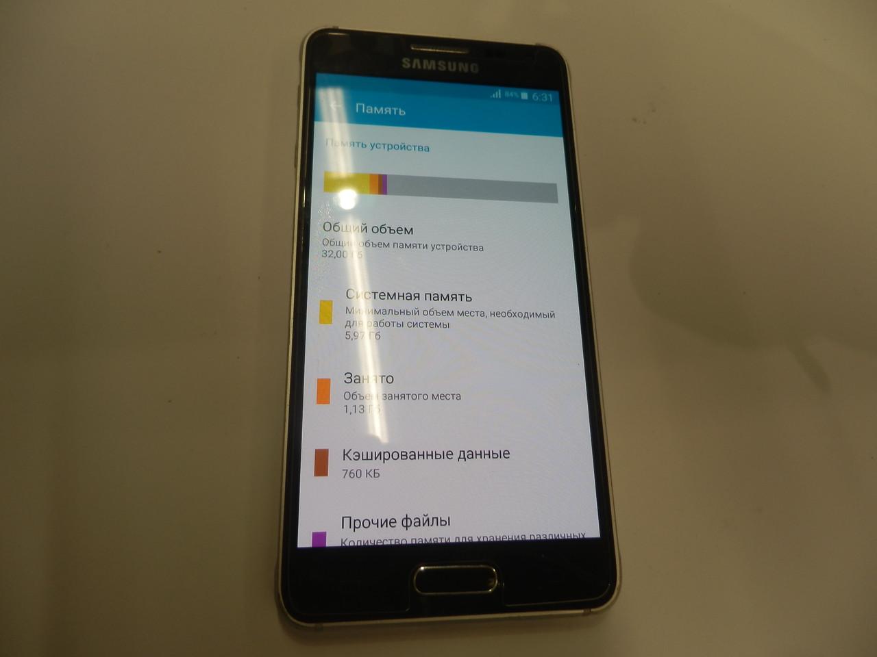 Мобильный телефон Samsung Alpha g850 21ВР