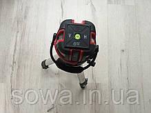 ✔️ Лазерный уровень, нивелир Max MXNL 03 + штатив Зеленый Луч 50м, фото 3