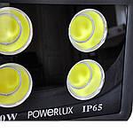 Прожектор светодиодный POWERLUX 300W 2700K, 4500K, 6500K IP65 угол рассеивания 60 градусов, фото 5