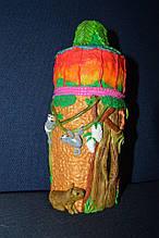 """Декоративна ваза """"джунглі"""""""