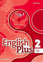 "Книга для учителя English Plus Second Edition 2 Teacher""s Book with Teacher""s Resource Disk and access to Practice Kit"