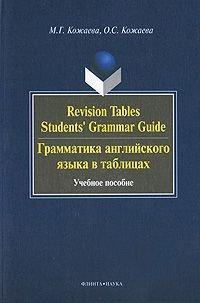 Кожаева М. Г., Кожаева О. С. - Грамматика английского языка в таблицах