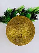 Ялинкова куля. Великий новорічний куля на ялинку.