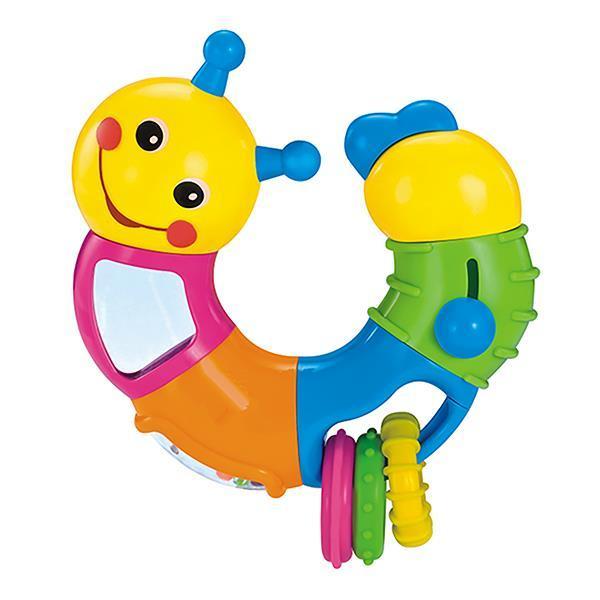 Іграшка Hola Toys Веселий черв'ячок (786B)