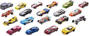 Набор Хот Вилс 20 машинок Hot Wheels 20 Cars Gift Pack, фото 2