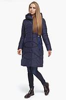 Куртка зимняя женская синяя Tiger Force 5058