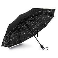 Зонт женский полуавтомат Однотонное Созвездие разные цвета