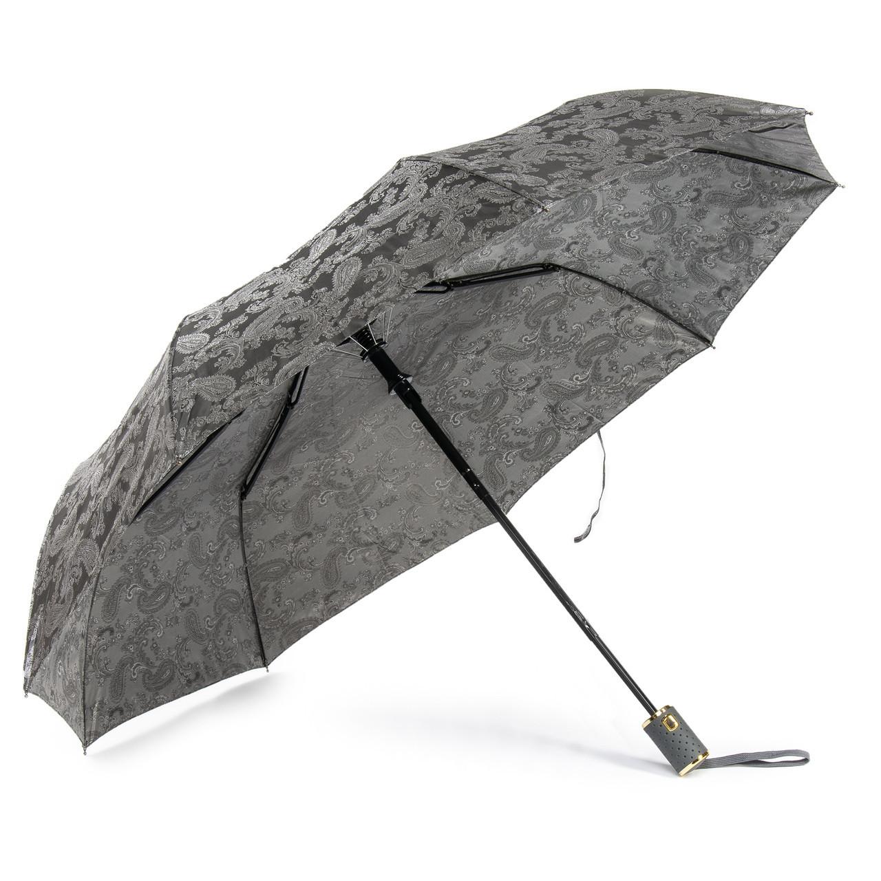 Зонт женский полуавтомат разные цвета 3020