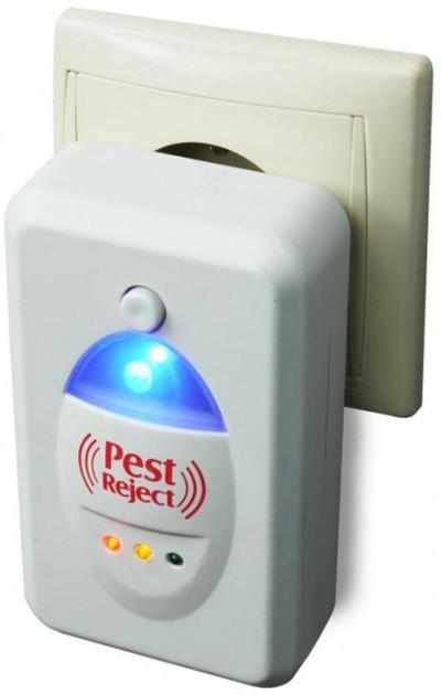 Отпугиватель грызунов и насекомых Tina Pest Reject ультразвуковой