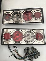 Задние фонари ВАЗ 2108 - 2109 Четыре круга светлые