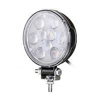 Фара LED ETC 27 W 5 дюймів, SPOT, 12-24 V, 2200LM, прожектор, дальнє світло
