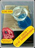 Епоксидна смола для пошарових заливок+затверджувач (10,5 кг)/эпоксидная смола, фото 3