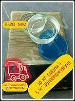 Епоксидна смола для пошарових заливок+затверджувач (15 кг)/эпоксидная смола