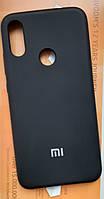 Чехол Silicone Cover Xiaomi Redmi Note 7 (Black), фото 1