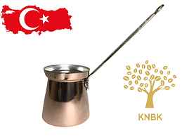 Джезва медная Hakart 150 мл. (Турция) Турка