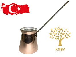 Джезва медная Hakart 200 мл. (Турция) Турка