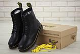 Зимние ботинки Dr. Martens 1460 (Premium-class) с мехом, фото 5