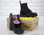 Зимние ботинки Dr. Martens 1460 (Premium-class) с мехом, фото 4