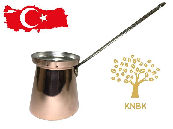 Джезва медная Hakart 300 мл. (Турция) Турка