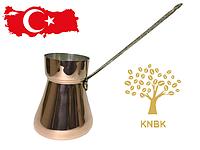Джезва медная Hakart 300 мл.(Турция) Турция, фото 1