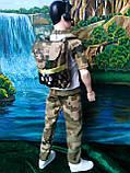 Одежда для Кена - костюм камуфляжный, фото 2