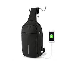 Рюкзак с одной лямкой Mark Ryden Mini Bobby MR5898 Black