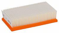 Складчатый Фильтр PES для сух/влаж пыли Bosch 2607432034